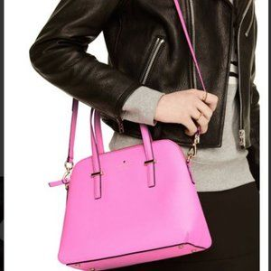 kate spade Pink Cedar Street Maise purse bag nwot